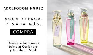 Adolfo Domínguez Agua Fresca de Rosas Novedades