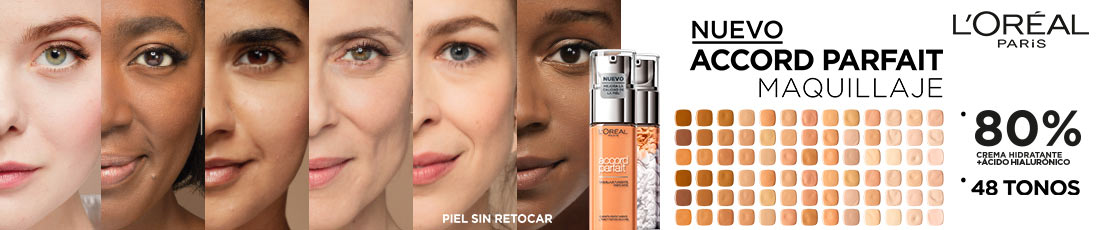 L´Oréal Make Up Accord Parfait