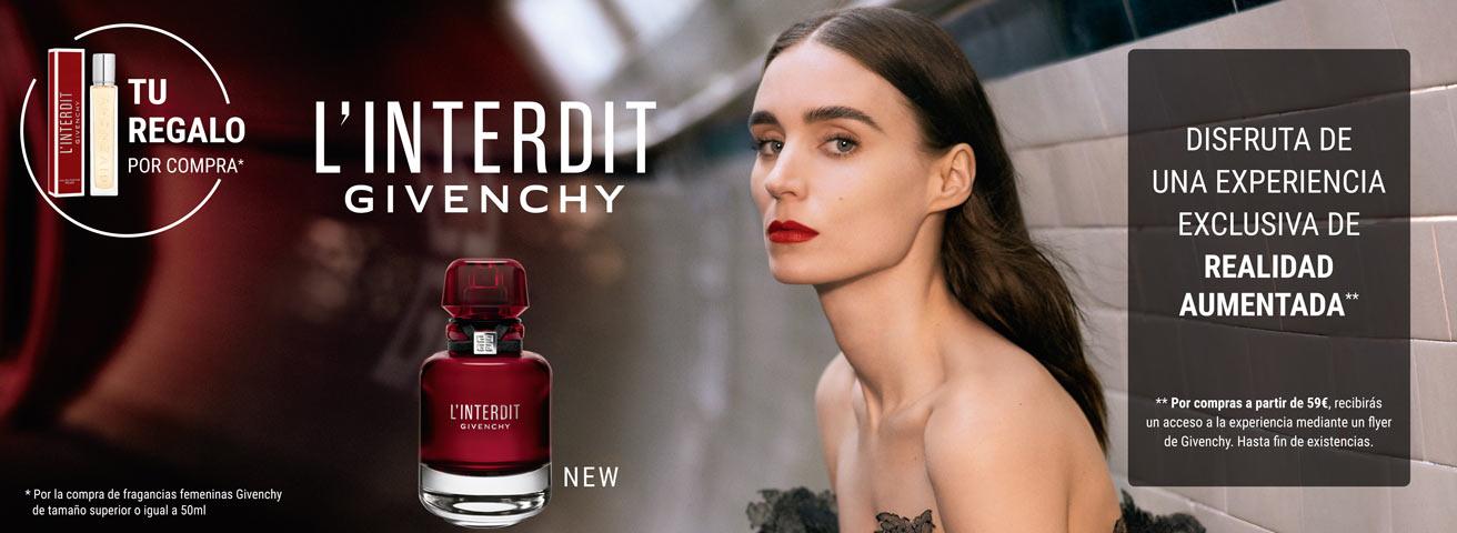 Givenchy L´Interdit Eau de Parfum Rouge