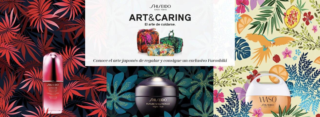 Shiseido Art and Caring