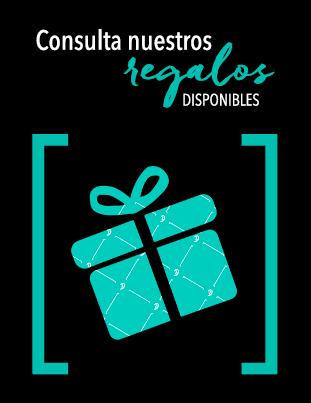Consulta nuestros regalos disponibles