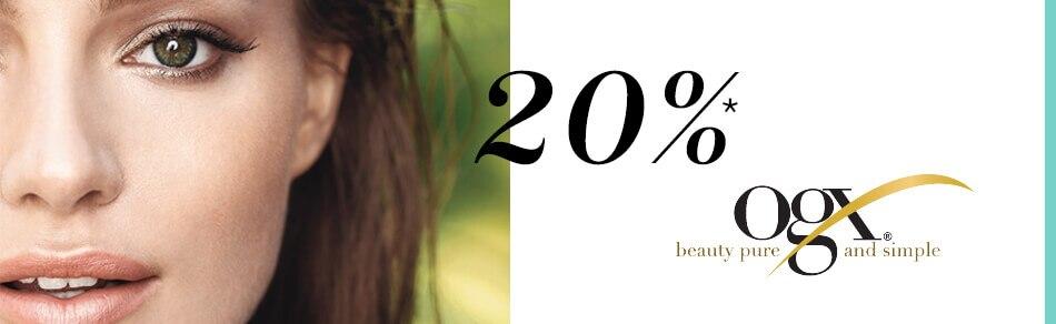 20% en OGX