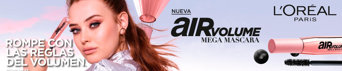 L´Oréal Make Up Air Volume Mega Mascara