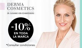 -10% en Dermacosmetics