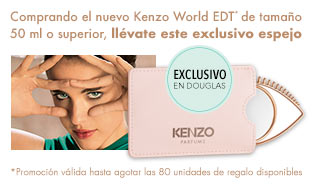 Kenzo World EDT regalo espejo exclusivo