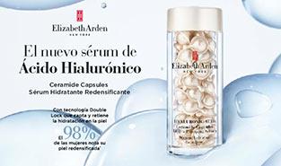 Elizabeth Arden Ceramide Ácido Hialurónico Cápsulas