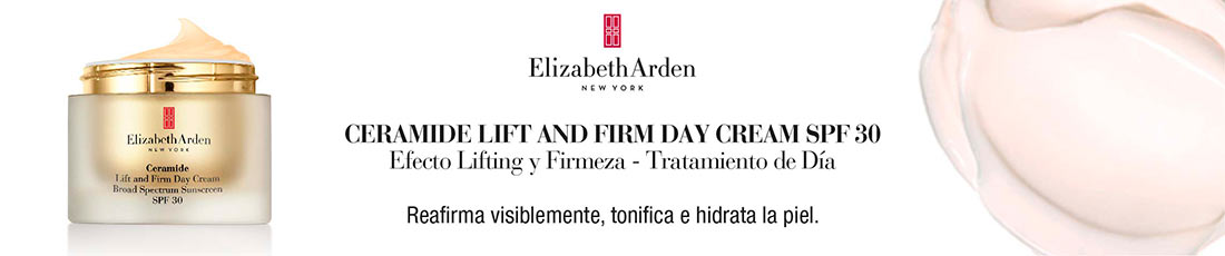 Elizabeth Arden Ceramide Lift And Firm Day Cream Spf30