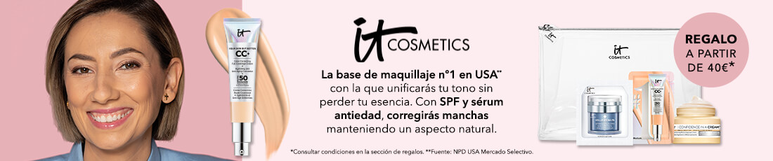 It Cosmetics Regalo neceser compras superiores a 40€