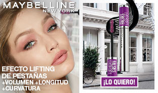 Maybelline Mascara Falsies Lash Lift