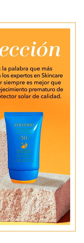 Promociones en protectores solares