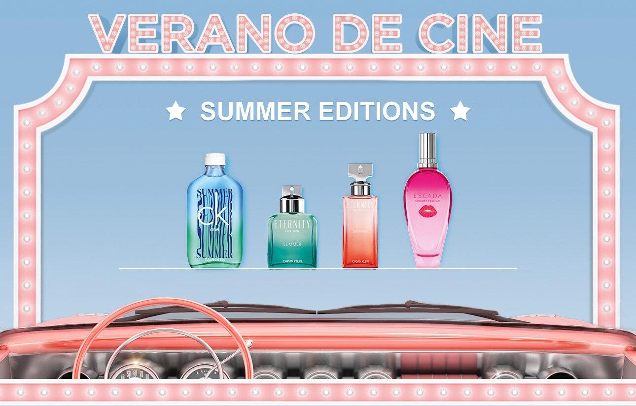 Ediciones de verano