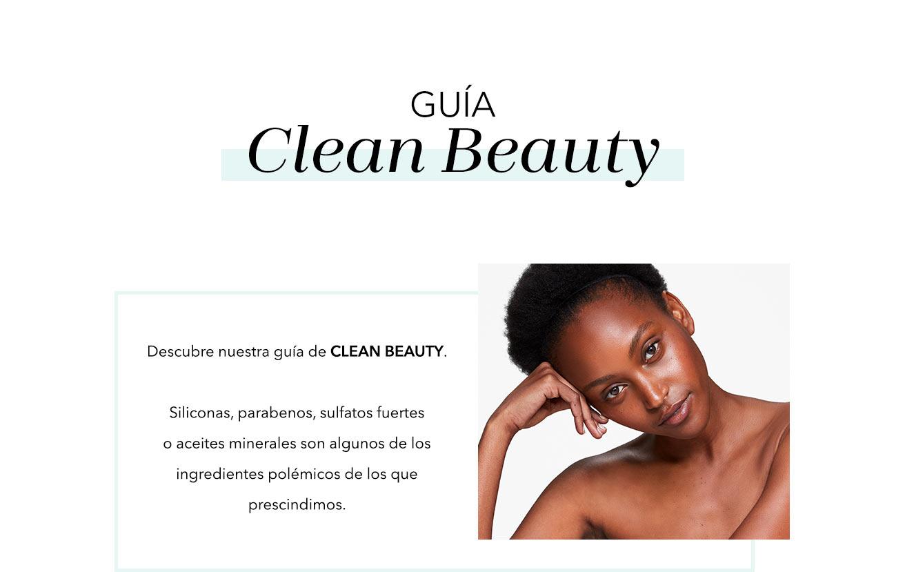 NOW trending: CLEAN BEAUTY