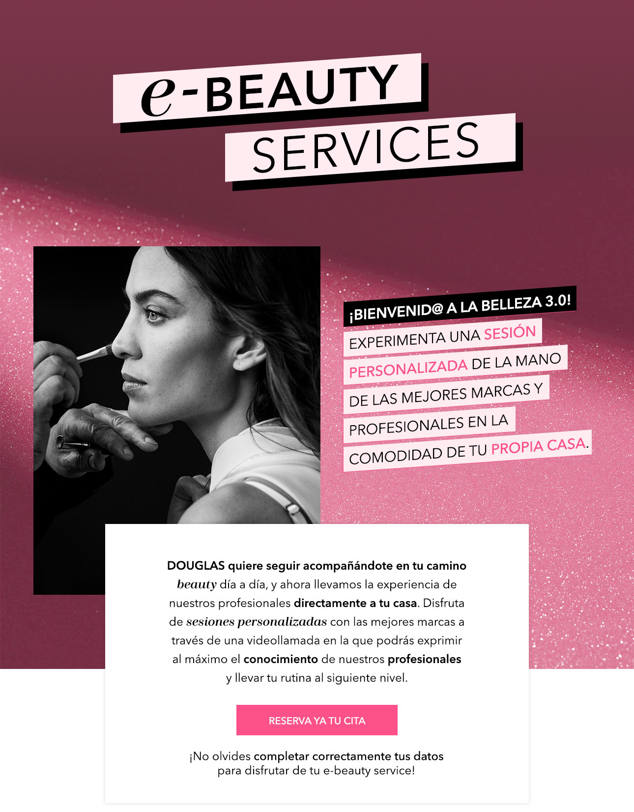 E-Beauty Services