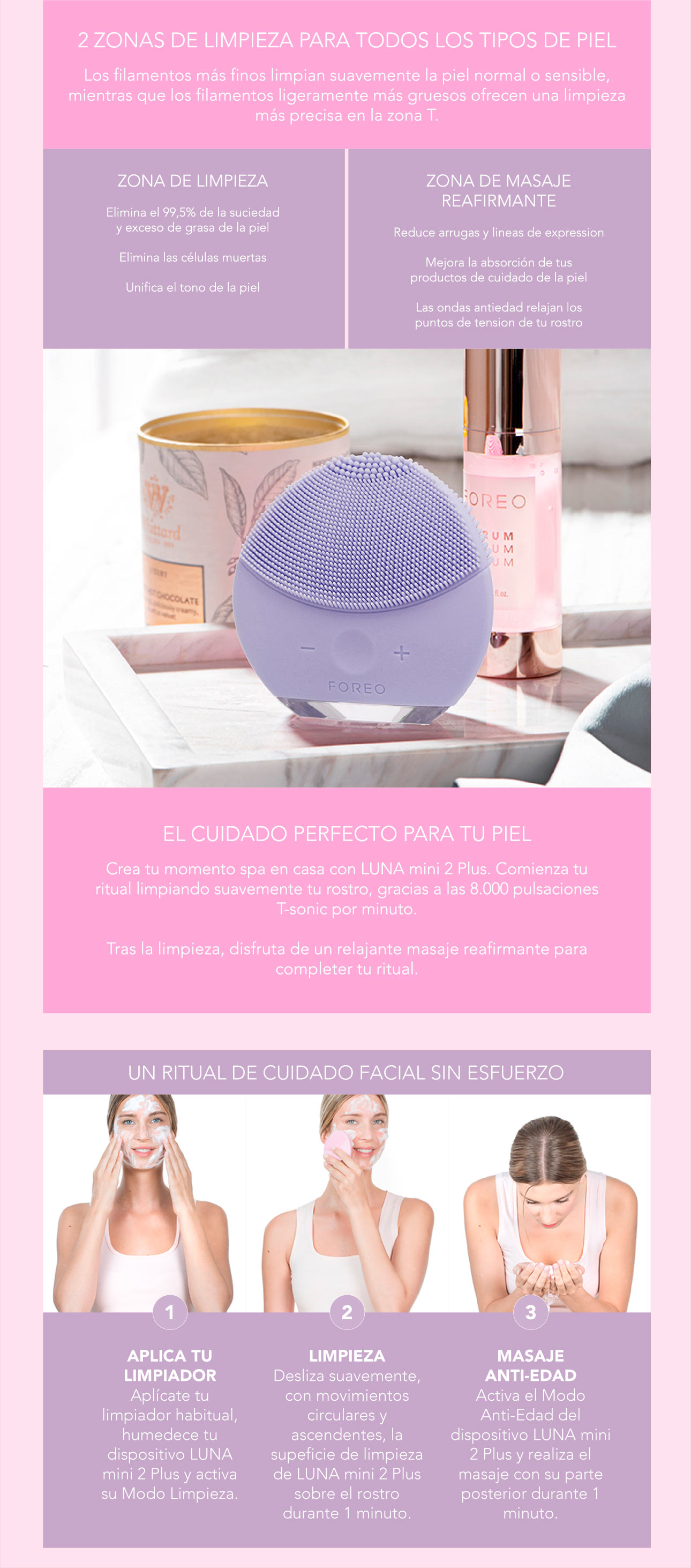 Foreo Luna mini 2 Plus