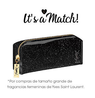 YSL Lovers: Like. Match. Love.