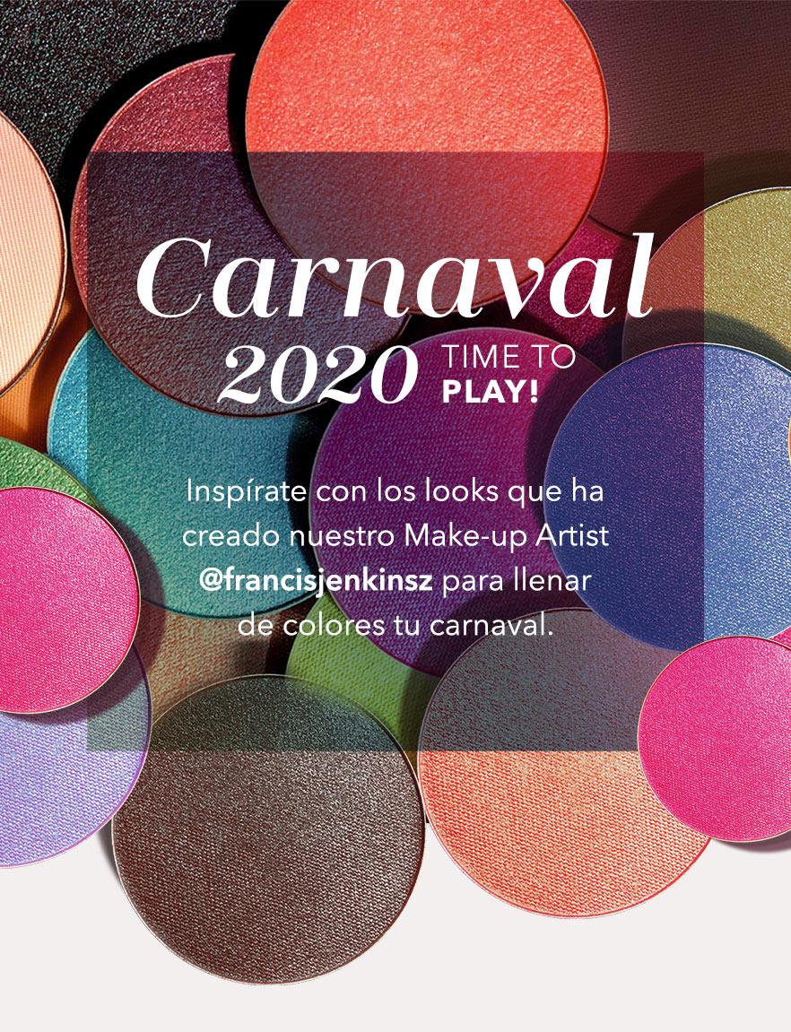 Carnaval 2020. Time to play!