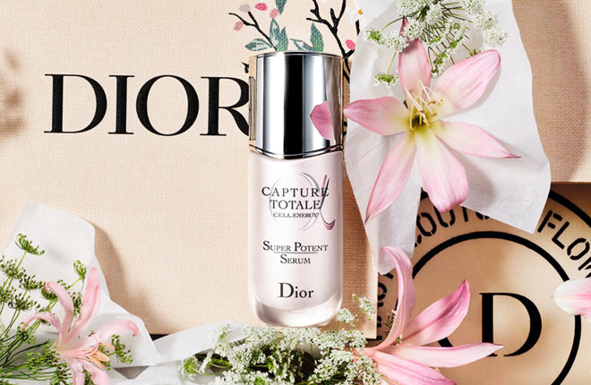 Dior Capture Totale Super Potent Sérum