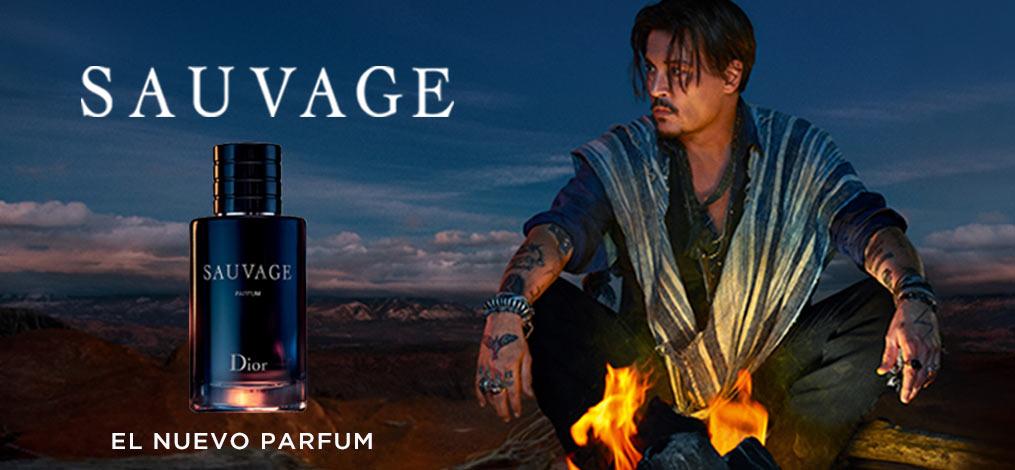 Dior Sauvage el nuevo Parfum