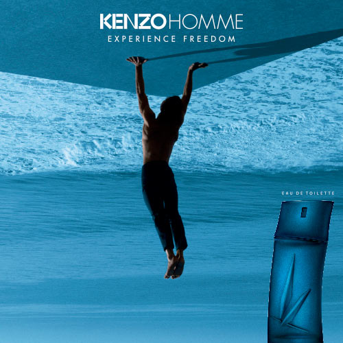 Kenzo Homme Experience Freedom