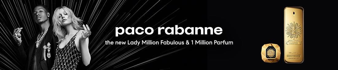 Paco Rabanne Lady Million y 1 Million Fabulous