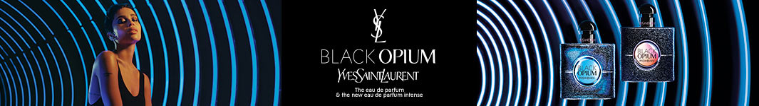 YSL Black Opium Parfums