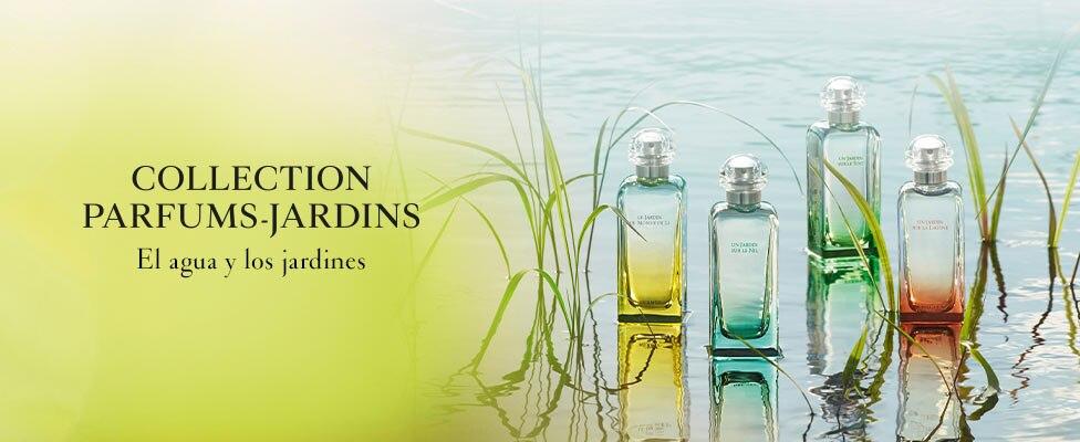Hermès Colección Perfumes Jardín