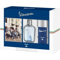 Vespa Estuche Colonia Vespa For Him