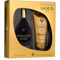 Posseidon Estuche Posseidon Gold Men
