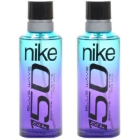 Nike Pack Blue Wave Eau de Toilette 2 X 1