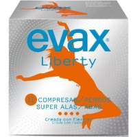 Evax Compresa Liberty Super Alas