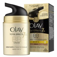Olay Total Effects BB Cream Toque Maquillaje Tono Medio