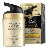 Olay Total Effects CC Cream Tono Claro A Medio