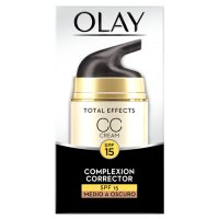 Olay Total Effects CC Cream Tono Medio A Oscuro