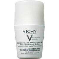 Vichy Desodorante anti-transpirante 48h roll-on piel sensible