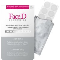 Face D Faced whitening dark spot patches