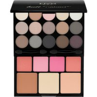 NYX NYX Butt Naked Make up Paleta Ojos