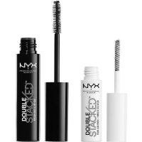 NYX NYX Double Stacked Máscara