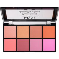 NYX NYX Sweet Cheeks Paleta de Coloretes