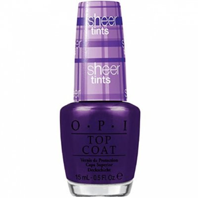 OPI Oli Purple Top Coat