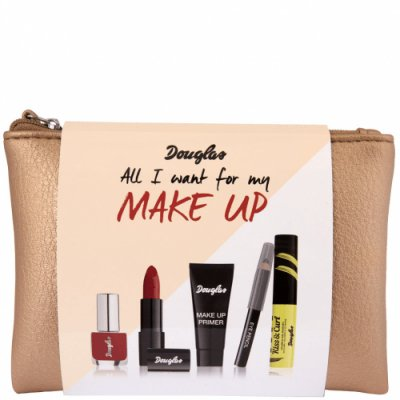 Douglas Make-up All I Want For My Make up