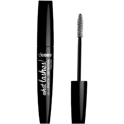 DEBBY Mascara what lashes lengh and definition