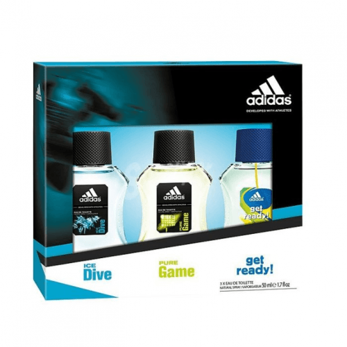 Adidas Cofre 3 Ice Dive Pure Game 2018