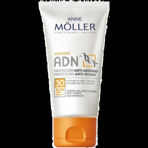 Anne Moller Aquasol adn creme solare legere spf30