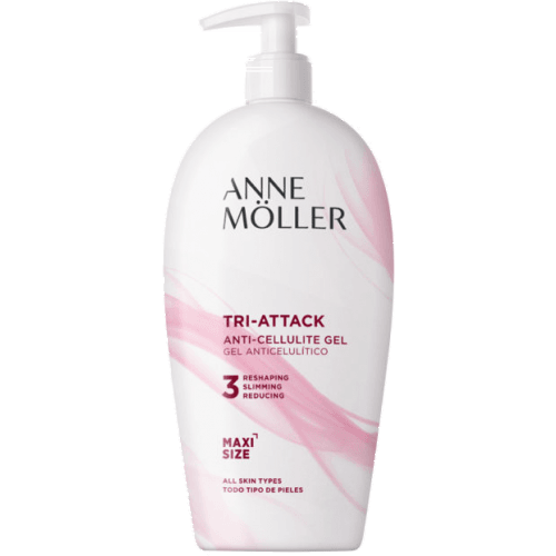 Anne Moller Gel Anticelulitico Tri Attack 400 ML