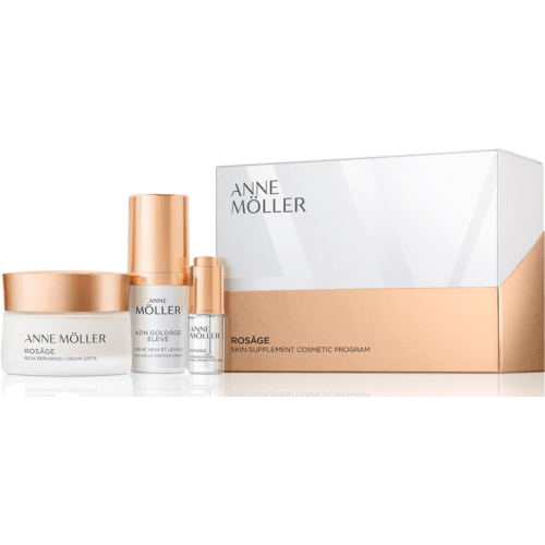 Anne Moller Pack anne moller rosage extra rich repairing spf15