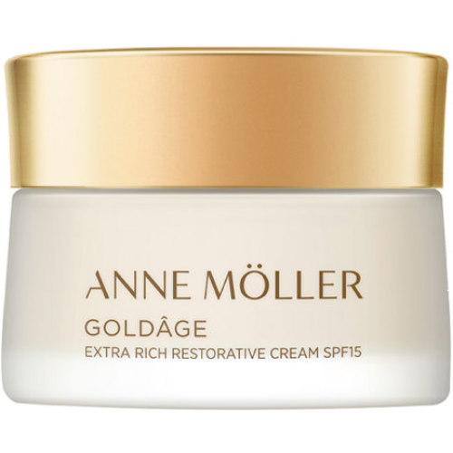 Anne Moller Goldage Crema Reconstituyente Rica SPF15