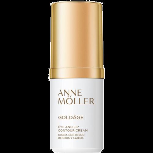 Anne Moller Goldage Crema Contorno de Ojos y Labios