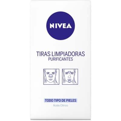 Nivea Tiras Limpiadoras Pack 6 Sobres