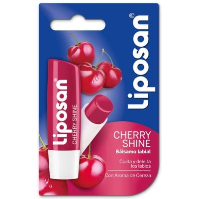 Liposan Stick Fruity Sparkle Cereza