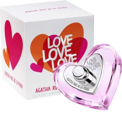 Agatha Ruiz De La Prada Colonia Love Love Love Vaporizador